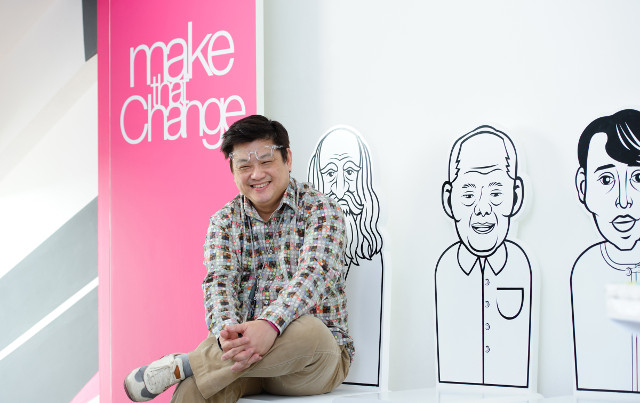 Donald Lim, Founder and CEO of Digimagic.